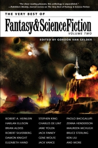 The Very Best of Fantasy & Science Fiction, Volume Two