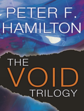 "Hamilton's Void Trilogy provides an alternate perspective to the actions in ""The Abyss Beyond Dreams""."