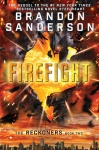 "The second book in Sanderson's YA ""Reckoners"" series, ""Firefight"" comes out on Jan. 6."