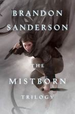 The Mistborn Trilogy introduced Sanderson's inventive magic system,