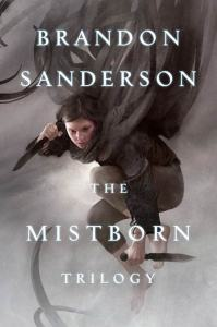 "The Mistborn Trilogy introduced Sanderson's inventive magic system, ""Allomancy"", based on the manipulation of metals."