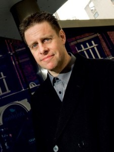 British author Paul Cornell is one of the first guests announced for Phoenix Comicon 2015.