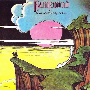 "Hawkwind's Eternal Champion-inspired 1975 album ""Warrior on the Edge of Time"" featured numerous Moorcock-penned tunes, including ""The Wizard Blew His Horn."""