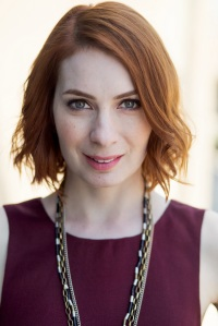 Felicia Day (photo credit Christina Ganolfo)