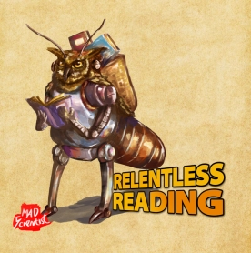 Relentless Reading